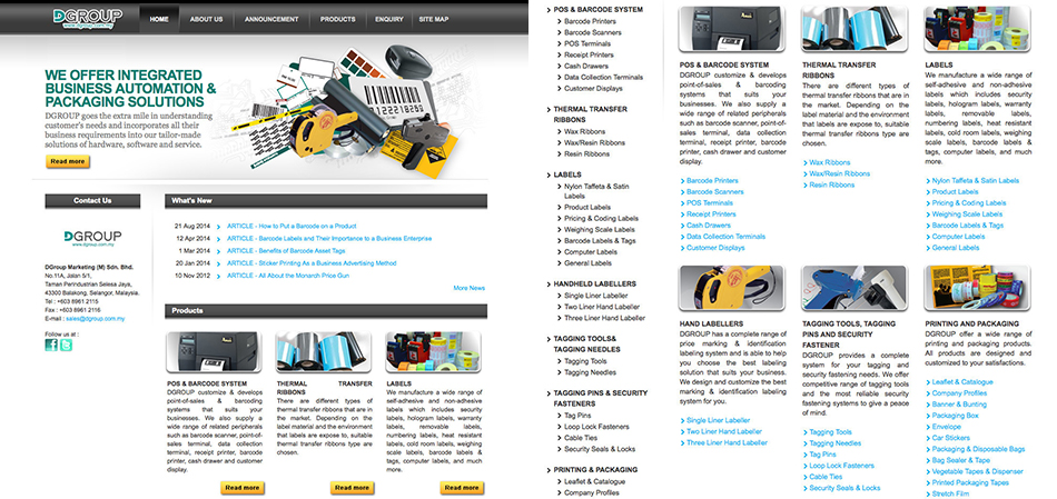 portfolio-dgroup-website-design