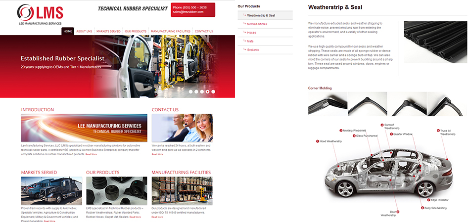portfolio-lms-rubber-website-design