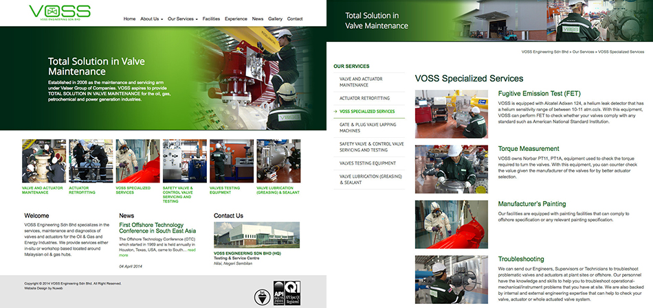 portfolio-voss-website-design